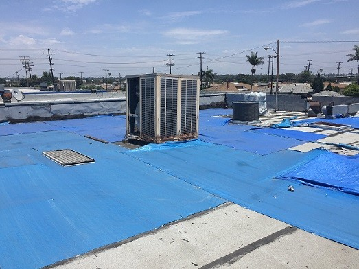 Commercial Roof Repair Services