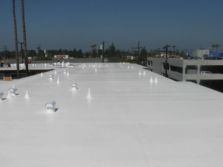 roof coatings repair
